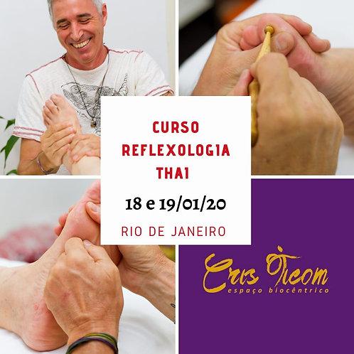 CURSO DE REFLEXOLOGIA THAI RJ