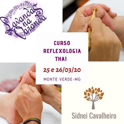 Curso Reflexologia Thai Monte Verde 25 e 26/03/2020
