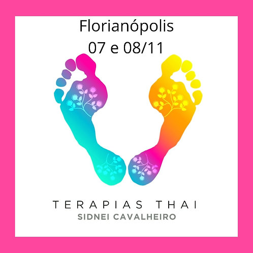 Curso de Reflexologia Thai (em Florianópolis)