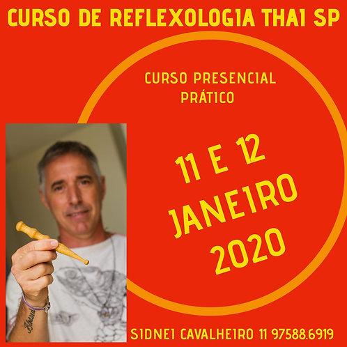 CURSO DE REFLEXOLOGIA THAI SP