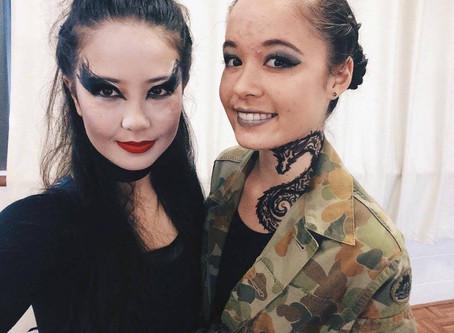 Creative Control! Costume & Makeup