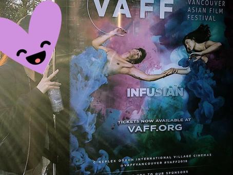 VAFF cover model