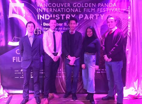 Vancouver Golden Panda International Film Festival!