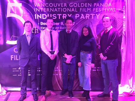 Vancouver Golden Panda International Film Festival!