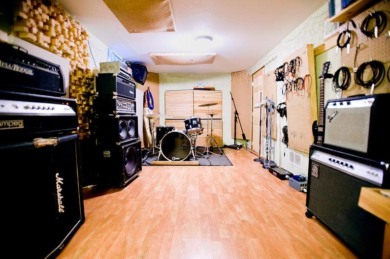 Recordng Studio Live Room