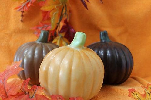 Hollow chocolate pumpkin