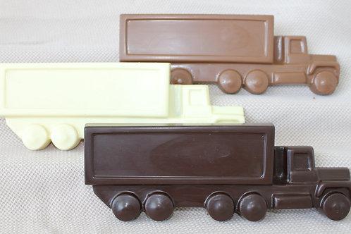 Chocolate Semi Truck