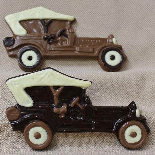 Chocolate Vintage Car