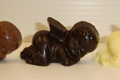 Belgian Chocolate Cherubs