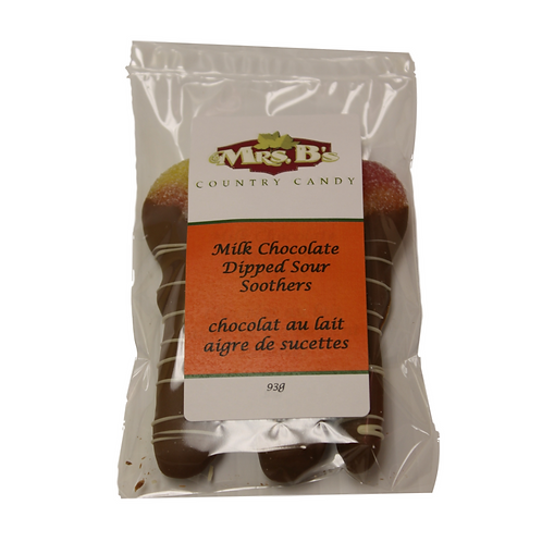 Chocolate Covered Sour Soothers