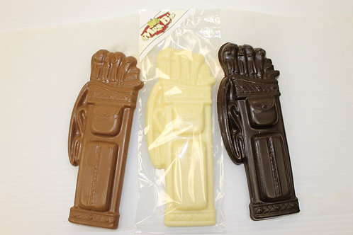 Chocolate Golf Bag