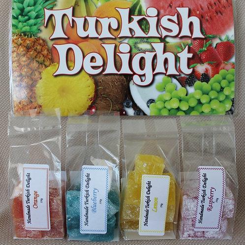 Handmade Turkish Delight