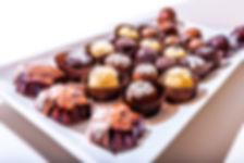 Mrs. B's Bellissima Belgan Chocolate Truffles