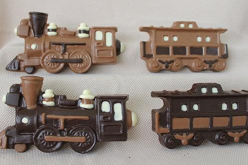 Chocolate Train Engine or Caboose