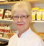 The Woman Behind the Chocolate