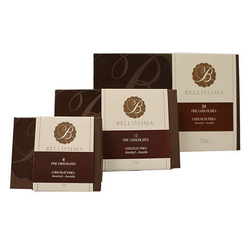 Bellissima Truffle Boxes - from $5.70