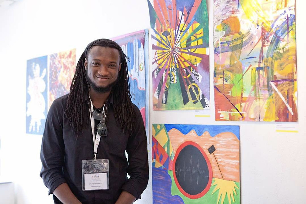 Salton Massally, CTO & co-founder, iDT Labs