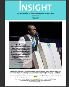 New issue of Insight Magazine