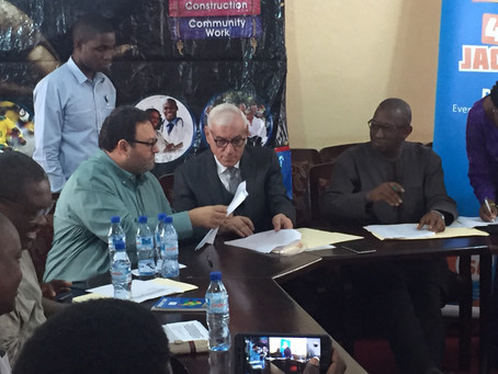 MERCURY INTERNATIONAL PROMISES 80 CLASSROOMS IN SUPPORT OF THE GOVERNMENT'S FREE QUALITY EDUCATION P
