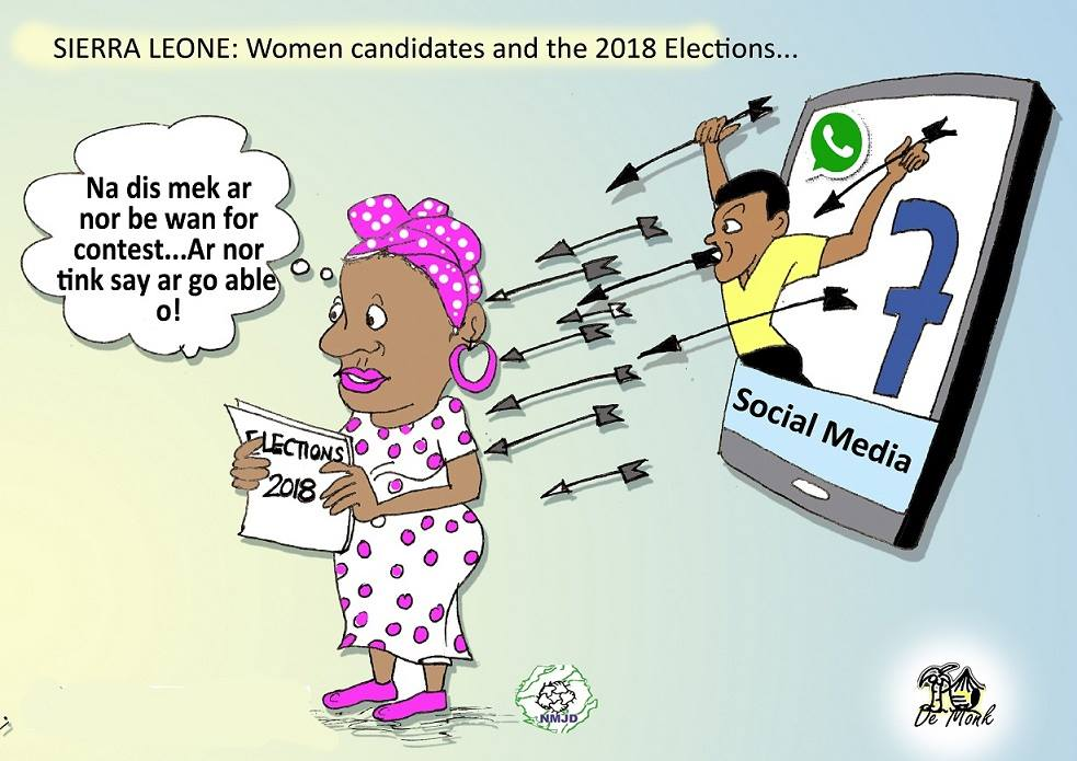 Women Candidates and the 2018 Electi