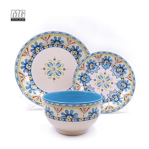 Unique Pattern Porcelain Decal Dinnerware Exporters