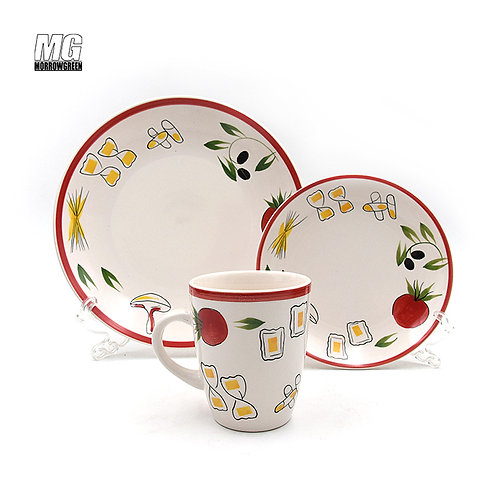 Service Provider of Dinner Set Export Service & Trays Export Service by Henan Yisida,China