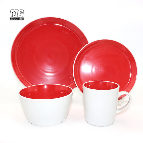 copy of China wholesaler ceramic stoneware dinnerware set dinner set tableware