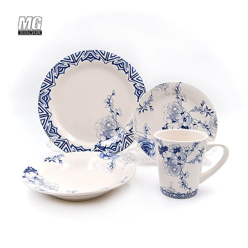 Ceramic Tableware Dishes, Dishware, Export, Hand-painted, Personalized Ceramic Dishes, Ceramic Noodle Dishes, Dish Plates