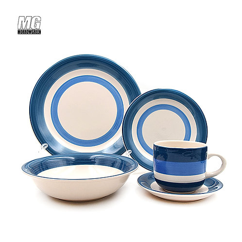 YSD-1356 Ceramic hand-painted dinnerware sets