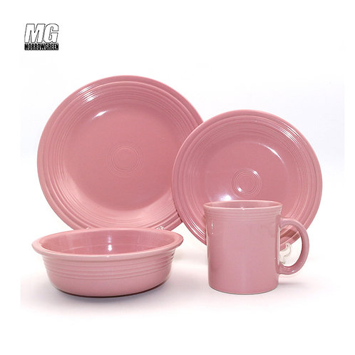 China factory stoneware dinnerware set dinner set plate set