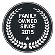 Family Owned Since 2015.png