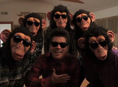 Bruno Mars Lazy Song Ross Arthur
