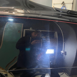 paint correction and scratch repair