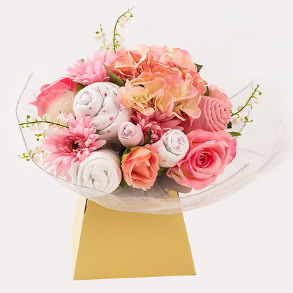 £50 - Baby Bouquet in Pink