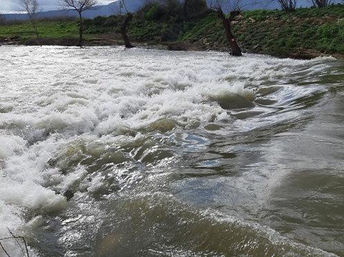 סוד האגם הנעלם- הרפתקאה רכובה בעמק החולה
