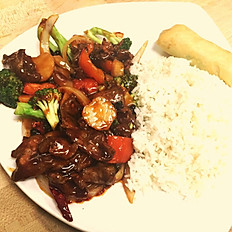 L19. Hunan Beef