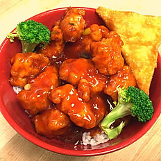 Kids General Tao's Chicken