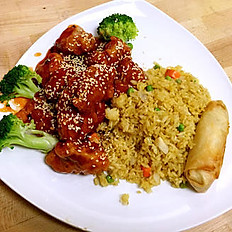 L6. Sesame Chicken