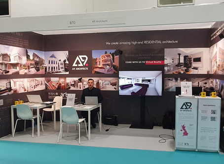 Review: Grand Designs Live at ExCeL London – 4th to 12th May 2019