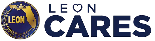 Leon CARES Logo.png