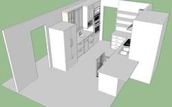 Remodeled Kitchen Design