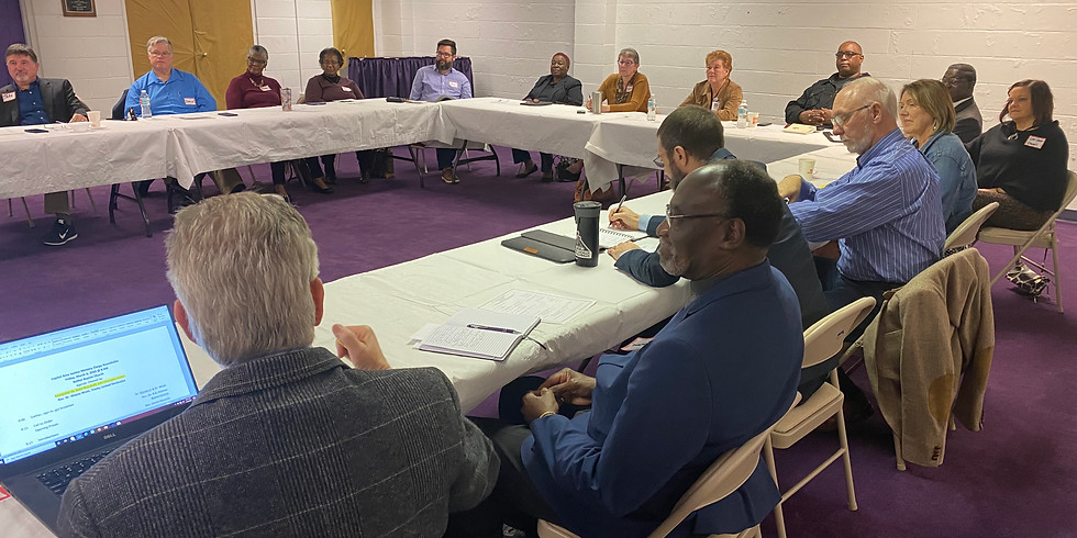 CAJM Clergy Board Meeting