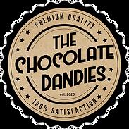 Chocolate Dandies Logo_Large White Outli