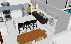 Remodeled Kitchen Design 3