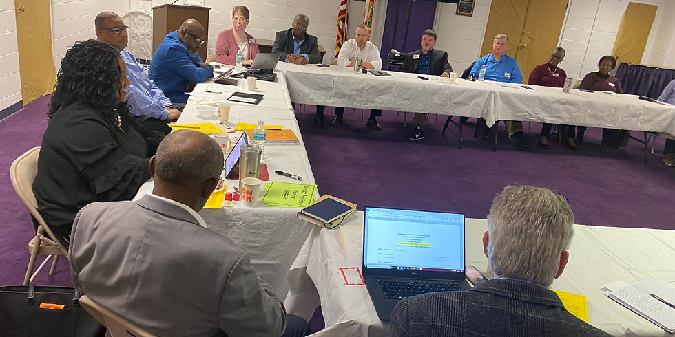CAJM Clergy/Board Gathering