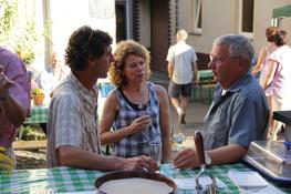 Lothar Schinnen, Straßenweinfest