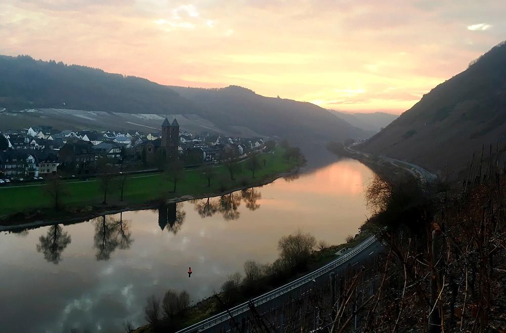 Blick aus dem Valwiger Herrenberg