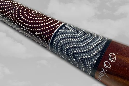 Traditionel Didgeridoo
