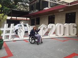 Georgette Vidor participa do II Congresso Rio Paralímpico