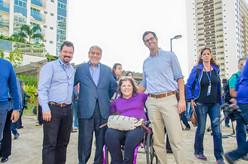 Entrega Vila dos Atletas ao Comitê Rio 2016